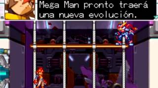Fandub Latino Grey Vs Atlas Megaman ZX Advent