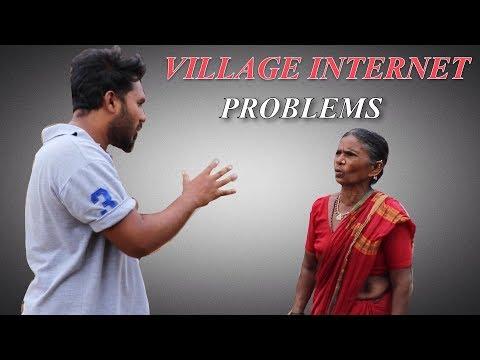 Village Internet Problems | my village show | gangavva