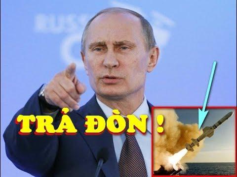 Tổng thống Nga Vladimir Putin LÀM GÌ sau khi Mỹ tấn công Syria streaming vf