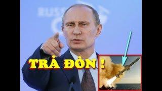 Tổng thống Nga Vladimir Putin LÀM GÌ sau khi Mỹ tấn công Syria
