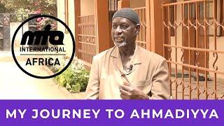 Journey to Ahmadiyyat | Sekou Omar Dibba