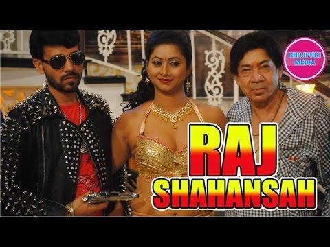 Raj Chauhan & Glory Mohanta Hot Item Number Shoot In Raj Shahenshah Bhojpuri Movie