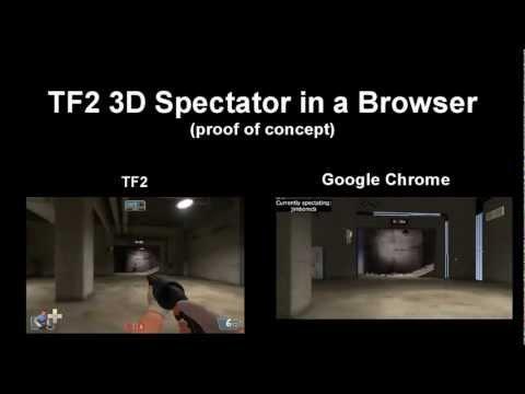 TF2 Browser Spectator - WebGL