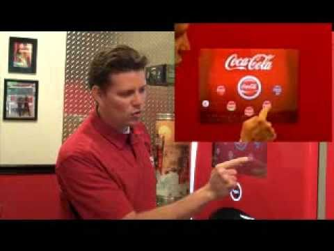 Chris Williams of WKLS Project 96.1 FM takes the coca cola freestyle for a test drive!