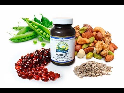 лецитин в продуктах польза и вред