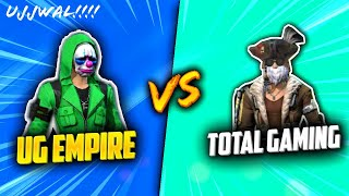 Total Gaming vs UG Empire🔥    Most Awaited Fight Ever🔥✅