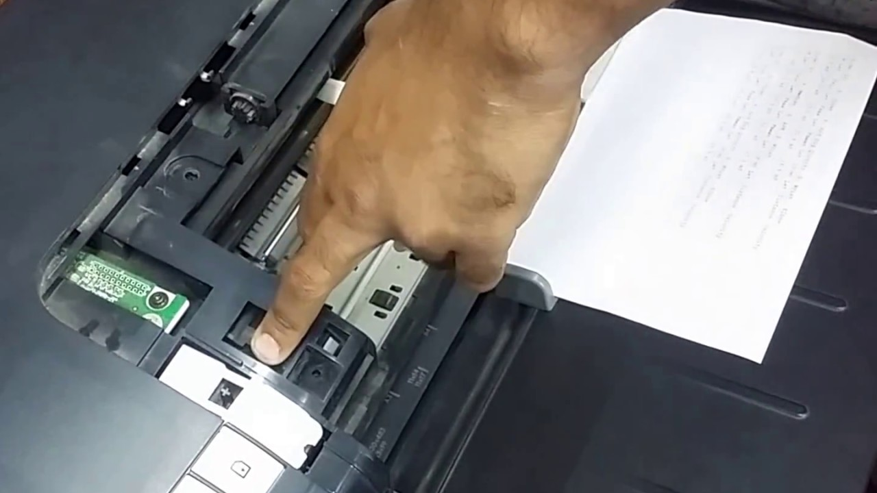 how to fix hp officejet 6600