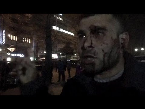Görgü Tanığı Ankara Saldırısını Anlattı