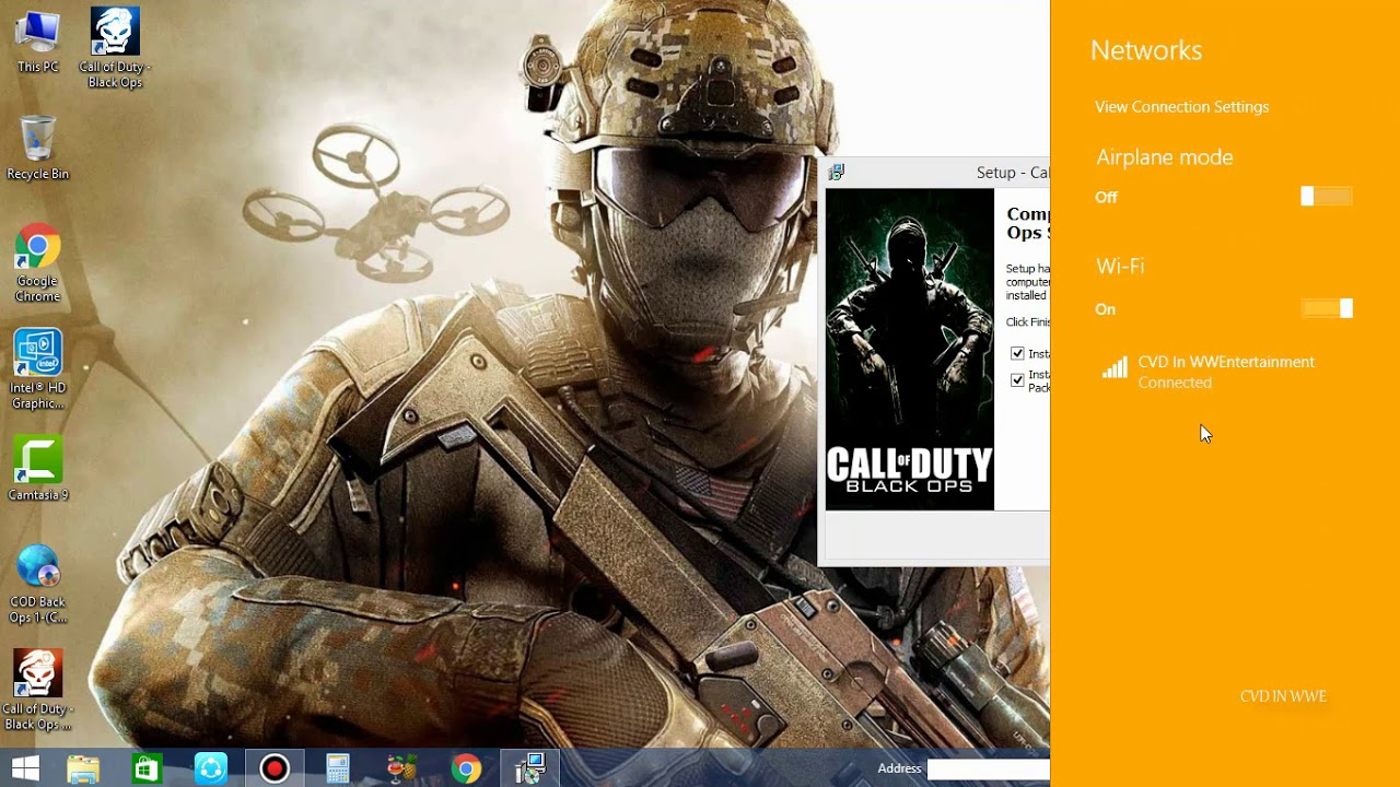How To Download & Install COD Black Ops-1(7 28GB File)&(2GB Rar Files) With  Download Link