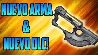 CoD: Ghosts - ¡¡ NUEVA ARMA EXCLUSIVA & NUEVO DLC !! (Ripper Gameplay)