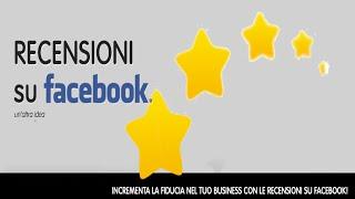 Come aggiungere le recensioni (e stellette) alla pagina Facebook per Hotel e Ristoranti
