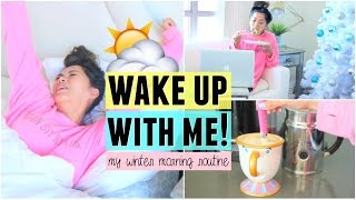 My Winter Morning Routine! Wake Up With Me!