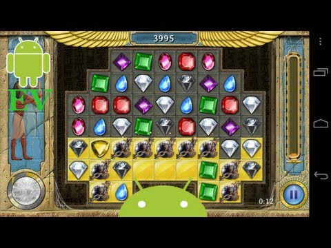 Juego Android #2: Jewels Saga | Android Evolution