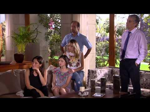 Vuelve cap34: Carvacho descubre la infidelidad de Santiago