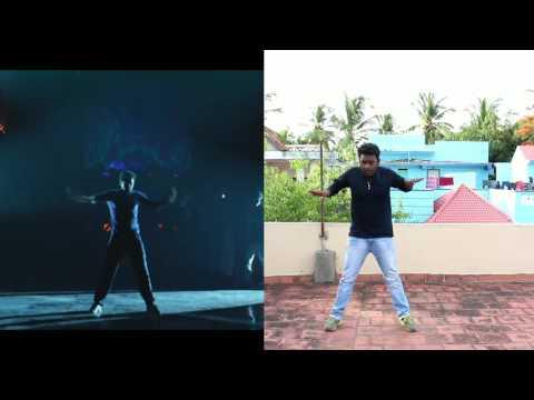 ABCD Prabhudeva Dance By Vinith ( Single Take )