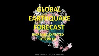 4/15/2018 -- Global Earthquake Forecast -- Large Seismic increase expected -- HAVE A PLAN