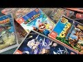 Nintendo Switch Games Collection Sept. 2018