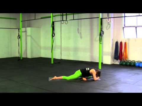 Yoga for Crossfit Post WOD with Kacey Smith - FREE