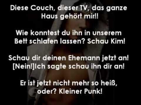 EMINEM-Kim uncut version - Deutsche Übersetzung/german lyrics