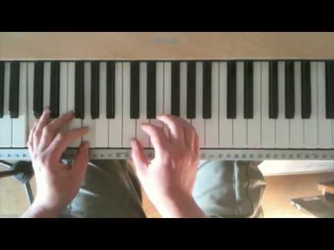 Piano Chords The Suspended Fourth Sus Or Sus4 Youtube