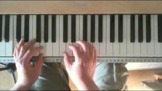 Piano chords: the suspended fourth (sus or sus4)