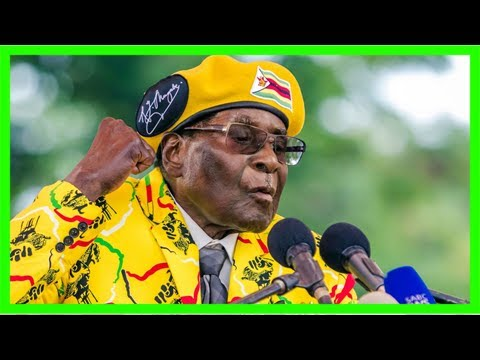 Robert mugabe: a legacy of tyrannical rule, economic ruin and international isolation
