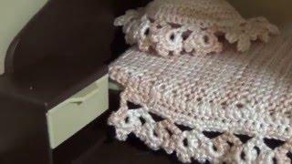 видео Обзор кукольного коттеджа «Коллекция» Огонек