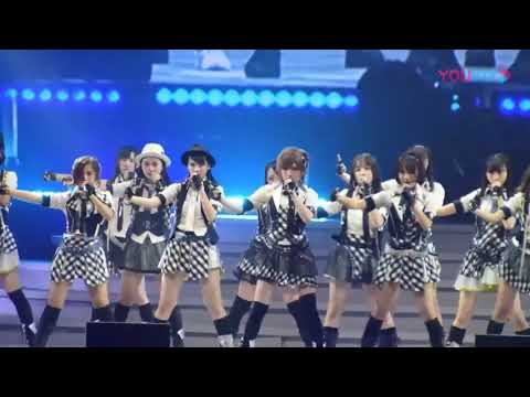 WRD48 - RIVER & MC | AKB48 Group Asia Festival 2019 in Shanghai