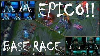 Las 7 BASE RACE mas ÉPICAS de league of legends