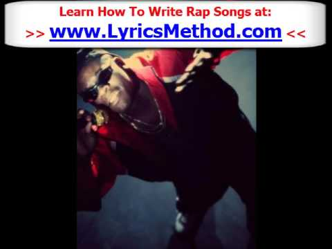 How To Write Rap - Writing Hip Hop Song Tips