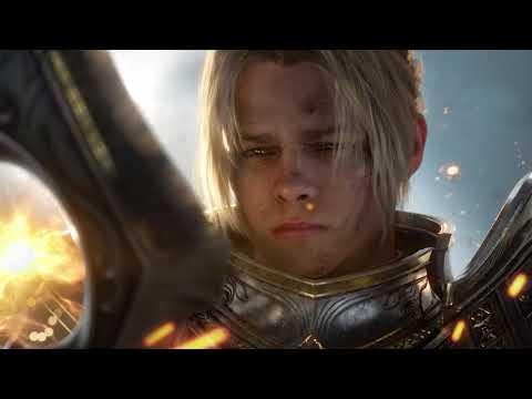 Battle for Azeroth: Anduin/Lordaeron...