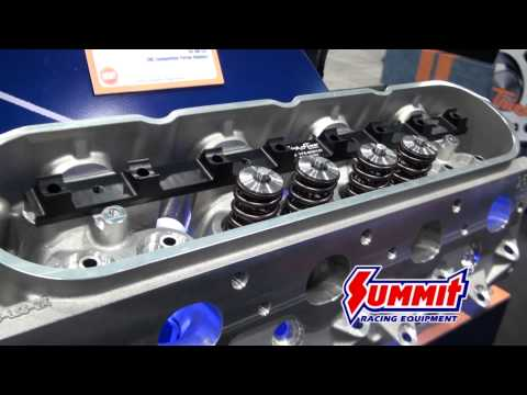 Trick Flow GenX Cylinder Head for the LS7 - SEMA 2013