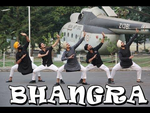 BHANGRA On Gadiyan Ch Yaar ( Jass Bajwa )||  Bhangra Loverz || Choreography-- Satyam Birha ||