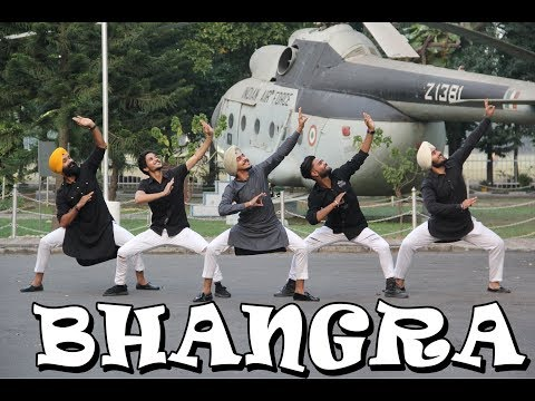BHANGRA On Gadiyan Ch Yaar ( Jass Bajwa )||Bhangra Loverz || Choreography-- Satyam Birha ||