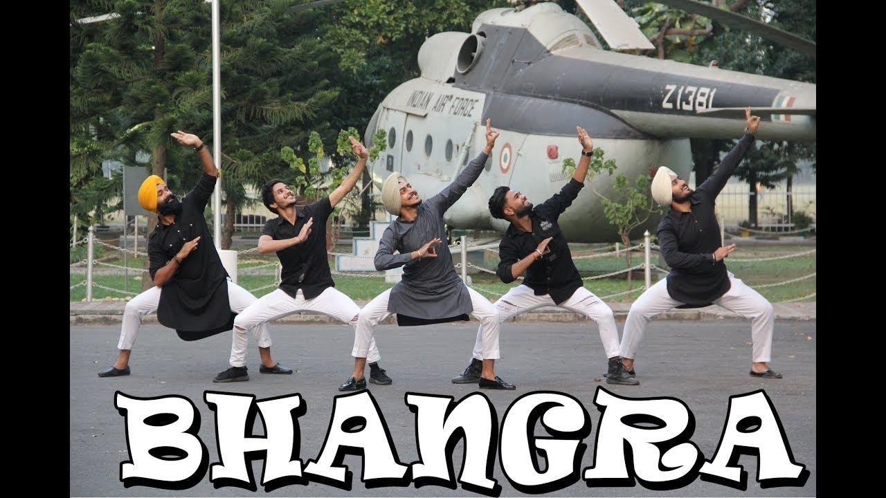 BHANGRA On Gadiyan Ch Yaar ( Jass Bajwa )    Bhangra Loverz    Choreography-- Satyam Birha   