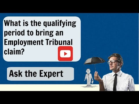 Employment Tribunal proceedings for employees. Ask the Expert.