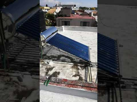 Como se instala calentador solar[quitando hidroneumatico y sin válvula check] thumbnail