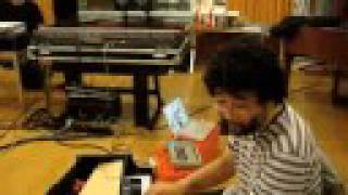 Karlheinz Essl: Kalimba for toy piano played by Yutaka Oya