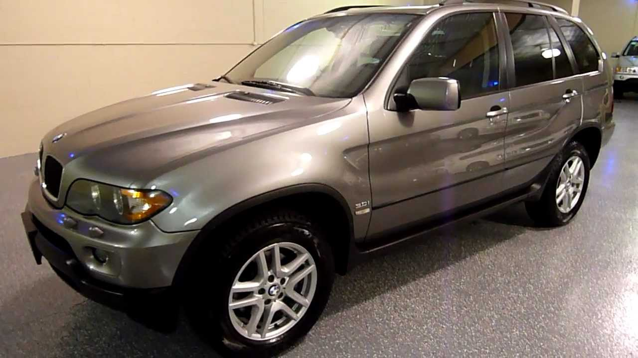 2004 bmw x5 4dr awd 3.0i (#2072) (sold) - youtube