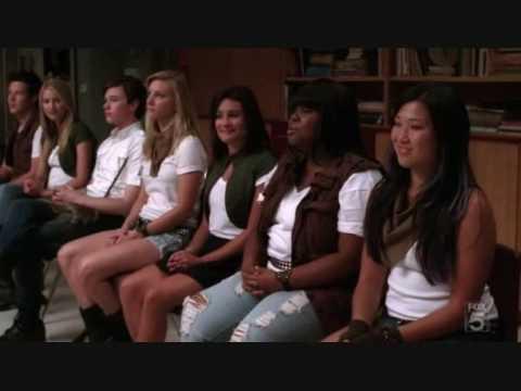 Glee Imagine Scene from 1X11 Best Scene Ever