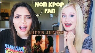 LATINA NONKPOP FAN REACTS SUPER JUNIOR 슈퍼주니어 'Lo Siento (Feat. Leslie Grace)' MV