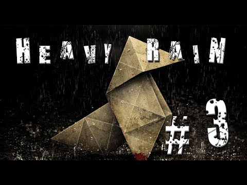 Lets Play Heavy Rain PS4 en Español | Capitulo 3 | Detectives En Acción