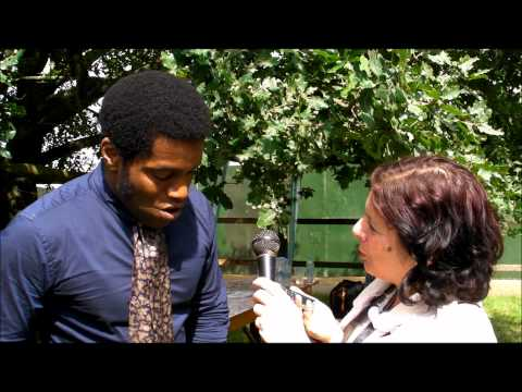 VINTAGE TROUBLE - Interview at Sonisphere 2011