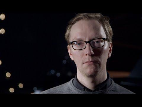 Portræt af Léonie Sonning Musikpris Talent: Martin Stauning - Komponist