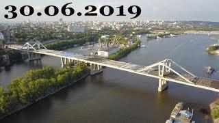 Фрунзенский мост / строительство развязок / road bridge under construction in Samara