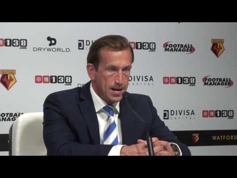 JUSTIN EDINBURGH POST-WATFORD