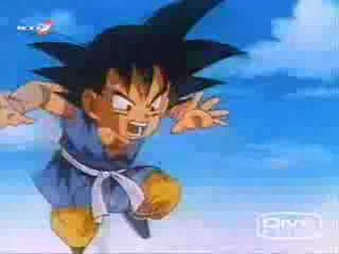 Dragon Ball GT - In The End
