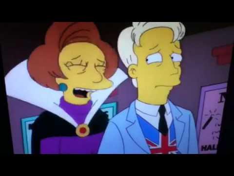 The Simpsons : Wizard School