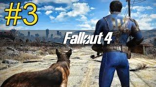 FallOut 4 PC прохождение часть 3 Хижина Одинокого Рейнджера