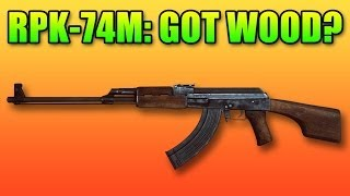 RPK-74M Review: Can Old school Still Hold Its Own? China Rising LMG (Battlefield 4 Gameplay)